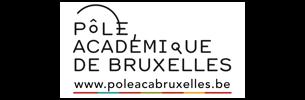 logo Pôle académique de Bruxelles